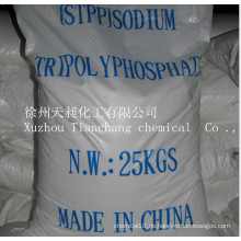China Lieferant Natrium Tripolyphosphat STPP 94%