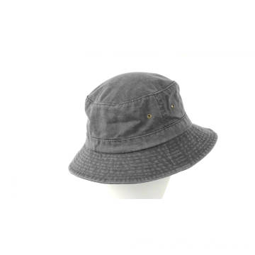 Plain Washed Canvas Fishing Hat/Fisherman Hat