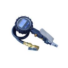 Manômetro digital multifuncional de pressão de pneus