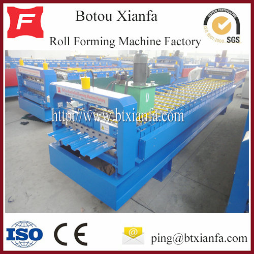Container sheet Roll Forming Machine