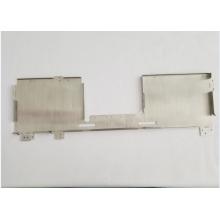 Peças de chapa metálica de aço inoxidável com impressão de seda