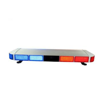 Luces LED de barra de policía, luces de advertencia de emergencia LED luces de policía rojas / azules