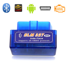 Anpassen der Elm327 Bluetooth Adapter Super OBD2 Elm327 OBD2 Auto Diagnose-Tool Auto Code Reader OBD2 für Android