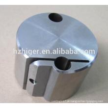 Peças de alumínio CNC processo de precisão de fundição