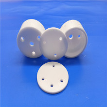 Zirconia Ceramic Small Ceramic Crucible with Top Cover