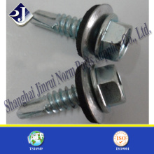 St3.5 Hex Self Drilling Screw with Washer