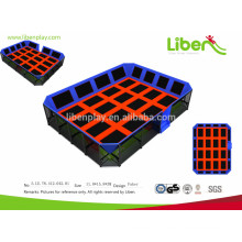 Hot sale with same USA quality and soft mat Trampoline Park for Amusement                                                                             Supplier's Choice