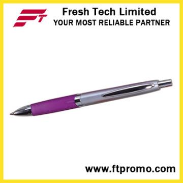 OEM promocionais bola caneta com logotipo projetado