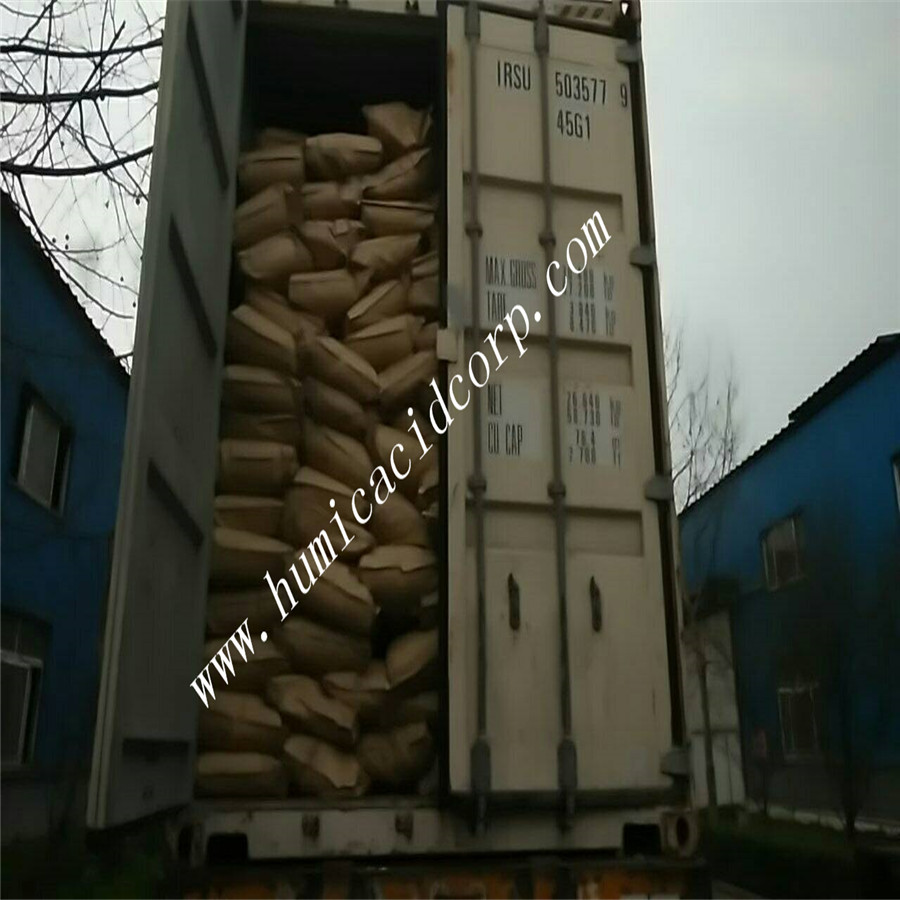 High quality feed additive sodium humate for animals