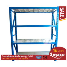 Metal warehouse stroage medium duty racking/shelving
