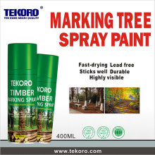 Aerosol Tree Marking Paint, Tree and Log Marking Paint, Wood Marking Paint, Forest Marking Paint