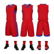 2019 Neues Design Basketballuniform