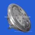 GU10/GX53 220V-230V9*2W bridgelux led AR111 13W led spotlight