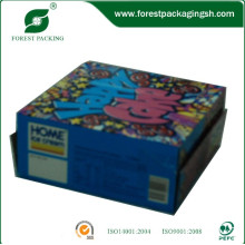 Красочные коробки еды для домашнего мороженого