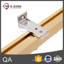 Popular straight solar aluminum balcony railing