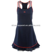 2014women полиэстер&спандекс настольный теннис платье