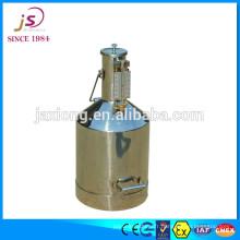 YH007 Standard de mesure métallique peut