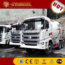 Sany camion bétonnière mobile camion 6x4 8m3 mélangeur