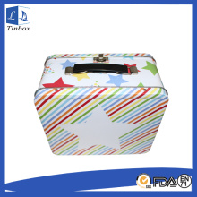 Wholesale Tin Lunch Box With Handle