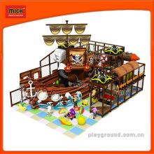 CE Approved Pirate Ship Indoor Playground for Kids