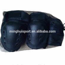 New arrived motocross Knee pad and elbow pad ski or skate pads protetor gear 6 piece