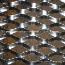 Placa de aluminio placa de placa expandida