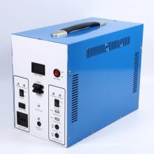 Sistema de almacenamiento de energía portátil