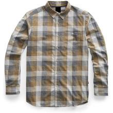 high quality 100% cotton fashion style mens causal  shirt
