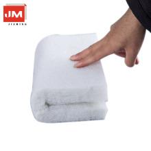 insonorizado aislamiento acústico de algodón tela no tejida tablero acústico
