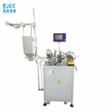 Máquina de unión de cremallera de plástico completamente automática