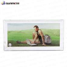 Sublimation Heat Press Glass Photo Frame