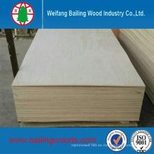 Vende madera contrachapada de Blarngor Core para muebles