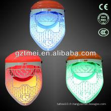 Masque de peau à 3 couleurs