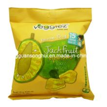 Bolsa de embalaje de frijol jackfruit / bolsa de plástico