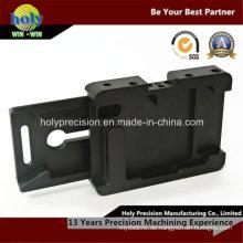 Kundengebundenes CNC-Prägealuminium bearbeitete Teile für elektronisches Gerät maschinell