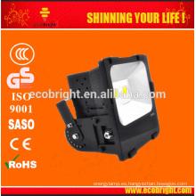 ¡Nuevo! CE / RoHS 3 años garantía 30W/50W/100 vatios LED lámpara resistente al agua luz de inundación del LED de inundación
