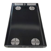 Металлический шкаф с порошковым покрытием для дисплея