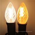 Decorative Strawberry Bulbs C7 LED Christmas Lamps