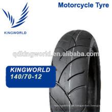 große Größen-Motorrad-Reifen 140/70-12