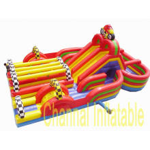 Big Size Inflatable Playground/Outdoor Playground Game