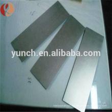 Produtos de chapa de tungstênio preço por kg