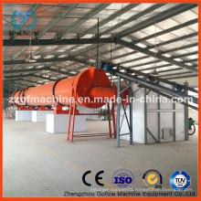 Chicken Manure Fertilizer Dryer Machine