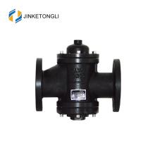 Válvula de controle de fluxo hidráulico direcional de nível de água