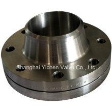Flange ANSI padrão de aço inoxidável