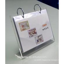 Custom-made Acrylic Table Calendar