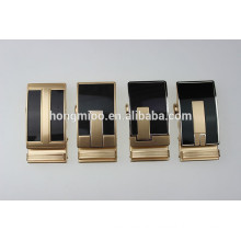 Hight Quality Golden Finished Automatic Belt Buckle Manufacturers Of Leather Belt