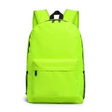 Custom Logo Factory Price Light Weight Blank Oxford Girls School Bag Backpack for Unisex