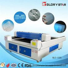 Máquina de corte láser de cama plana de gran tamaño de tubo de láser 150W