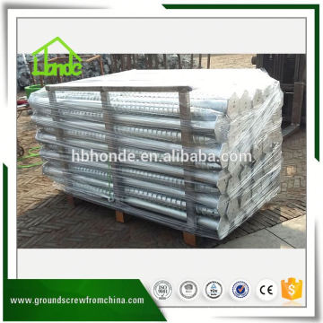 Alibaba China Lieferant Hex Earth Anchor