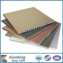 Panneau en fibre de verre en aluminium PVDF pour matériaux de construction